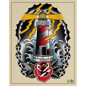 Lighthouse_11x14